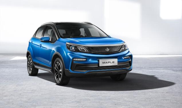 枫叶汽车首款产品枫叶30X将于明日开启首发预售