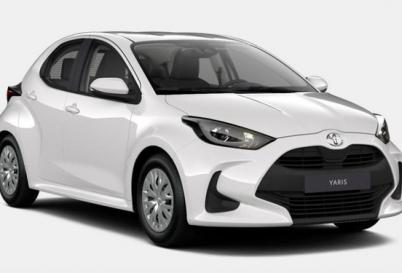 新款Toyota Yaris:入门级70马力     价格从17,250欧元起