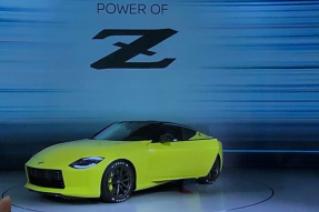 V6引擎+手动变速器 日产Z Proto跑车发布